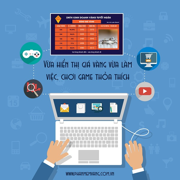 marketing online ở hội an
