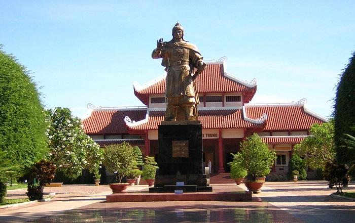 Bảo tàng Quang Trung - Nguyễn Huệ