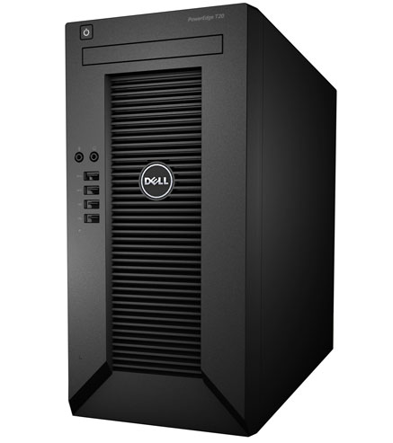 server Dell Tower Chassis T20