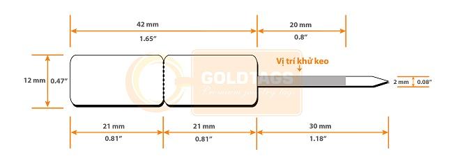 Goldtags GT1221