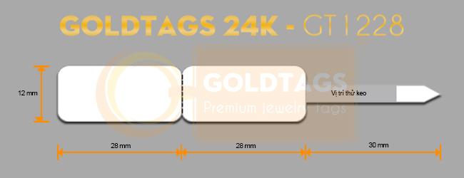 Goldtags - GT1228