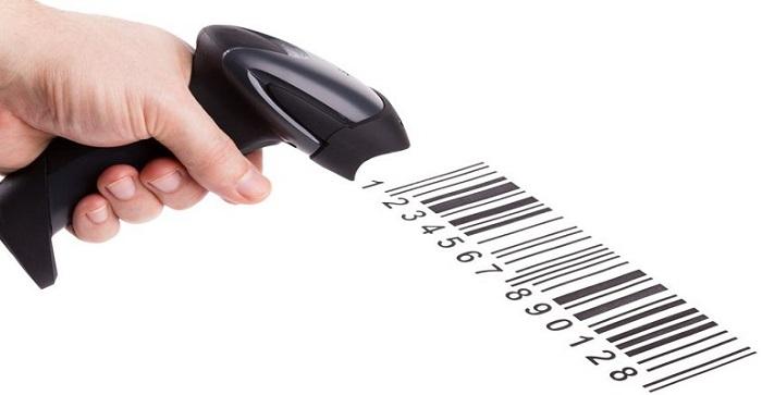 Máy đọc mã vạch