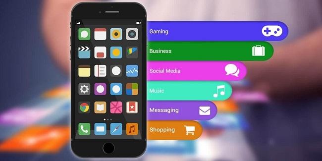 Bùng nổ ứng dụng di động - mobile app