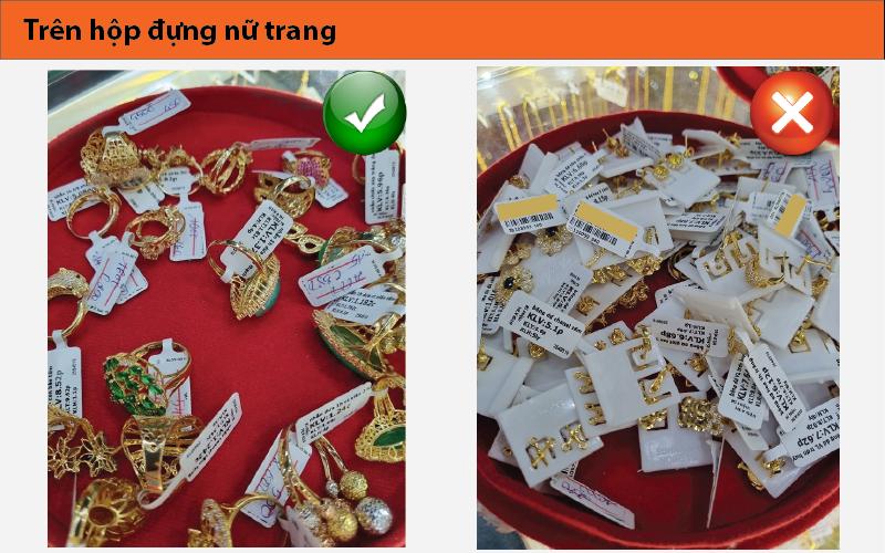 Lưu ý khi sử dụng RFID - Phần Mềm Vàng